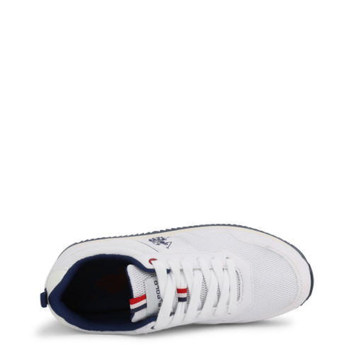 U.S. Polo Assn. NOBIW4156S9_MH1 Women Sneakers, White (105169)