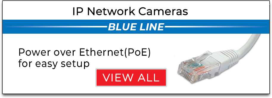 IP Network Cameras Blue Line
