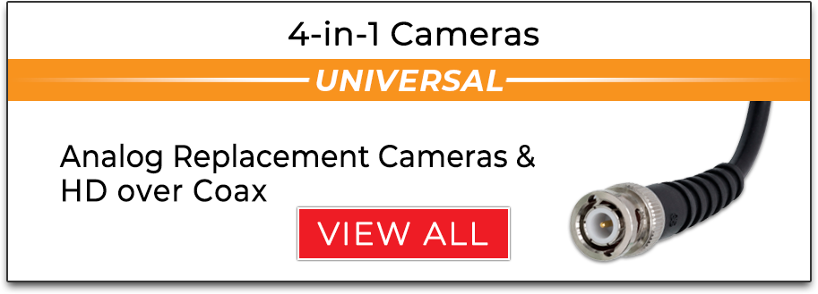 4-in-1 Cameras Universal