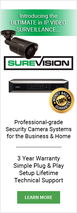 SureVision IP Camera and Systems