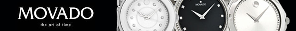 Movado Womens Watches