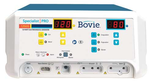 Bovie A1250s Electrosurgical Generator - Bovie Specialist PRO