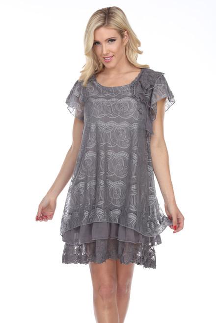 pretty angel dress