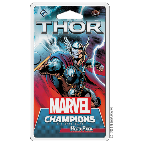 Marvel LCG:Thor Hero Pack
