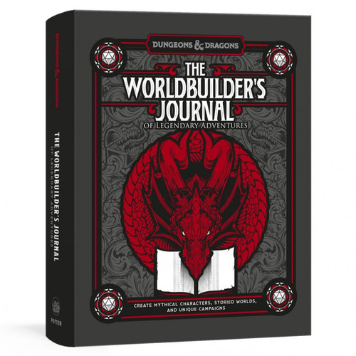 D&D: The Worldbuilder's Journal