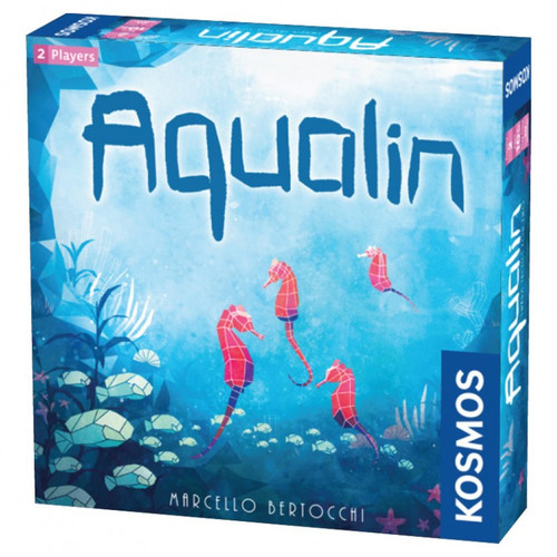 Aqualin 2-Player游戏