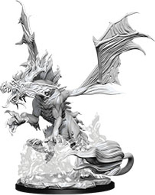 Nightmare Dragon-Pathfinder Deep Cuts未享受的缩影