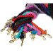 Rhinegold Twisted Cotton Lead Rope with Brass Trigger Clip