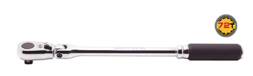 "Koken z系列3726Z-280-72T |弹性棘轮,可逆- 3/8"" Sq. Dr."