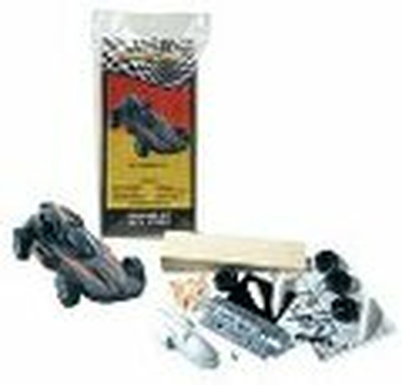 Pinewood Derby Kits and Blocks