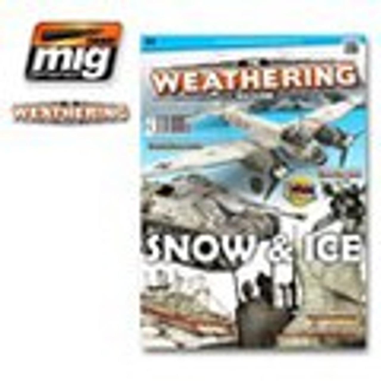 AMMO Weathering Magazines by Mig Jimenez