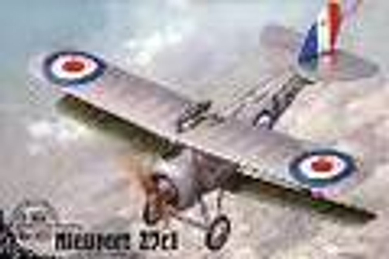 Early Aircraft WWI Bi-Planes