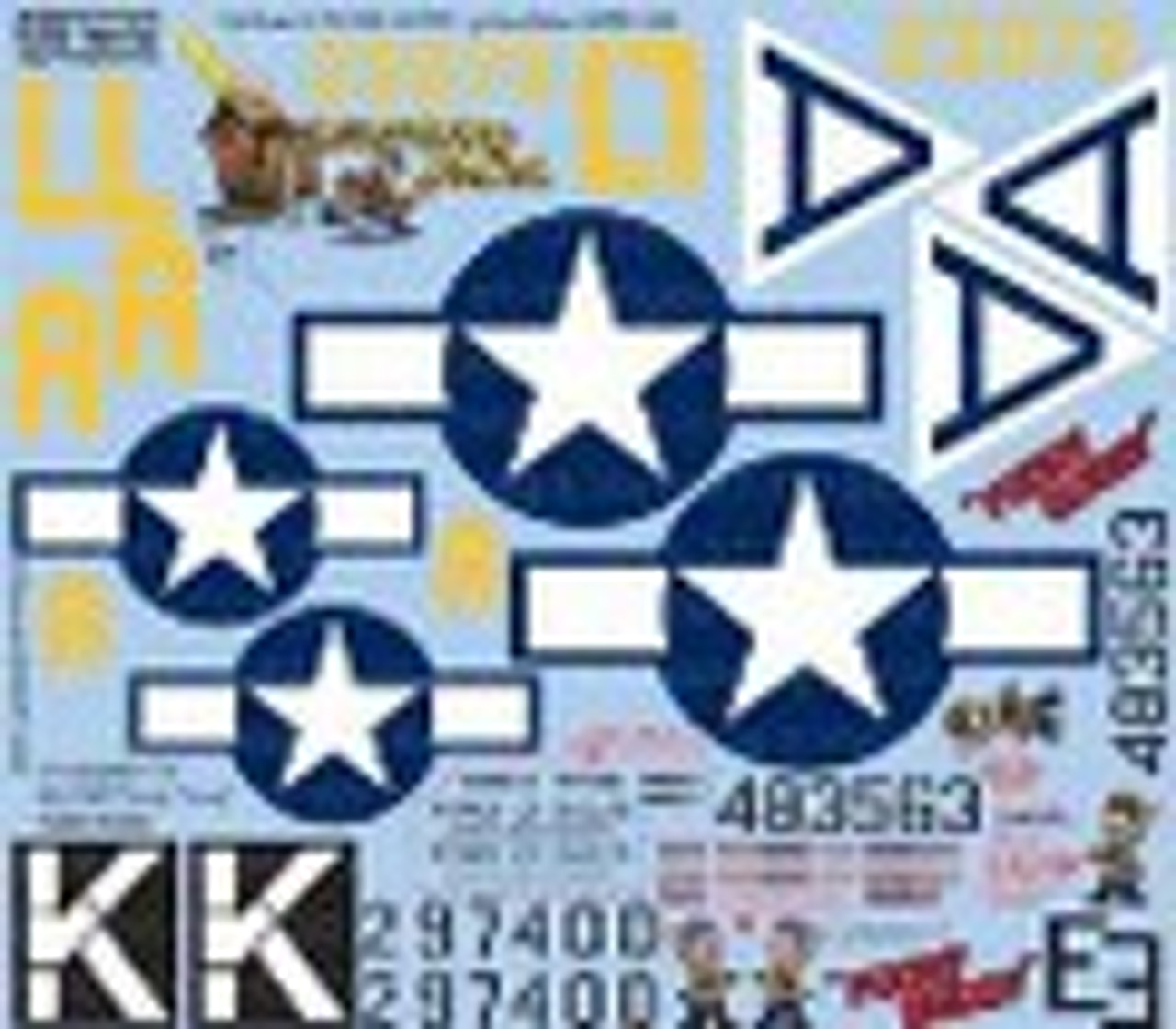 Aircraft Decals