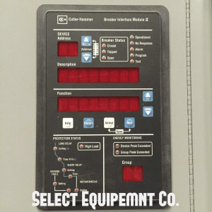 Switchgear Protective Relays