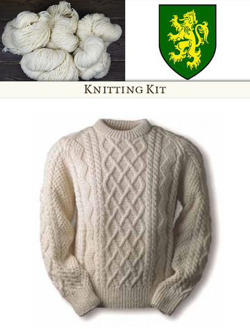 Farrell.. Knitting Kit