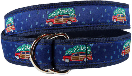 Woodie and Tree D-ring Belt