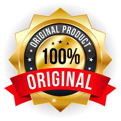 100% O.E.M Original