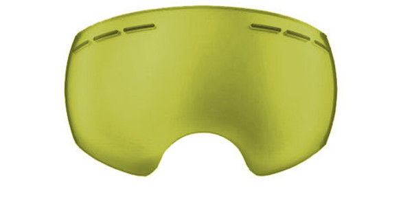 Yellow Lens - Good for Overcast, Stormy and Night Riding Conditions