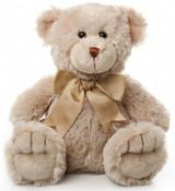 Bobby teddy bear included in hamper