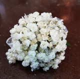 Gyp (Baby's Breath) Wrist Corsage - Botanique Flowers Gold Coast