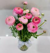 MARKET SPECIAL - Ranunculus in Vase