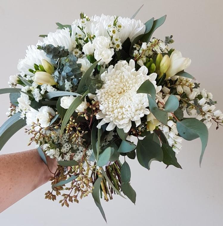 Seasonal Flowers Wedding Package