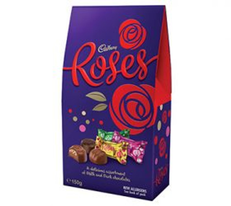Cadbury Roses Gift Pouch 150g