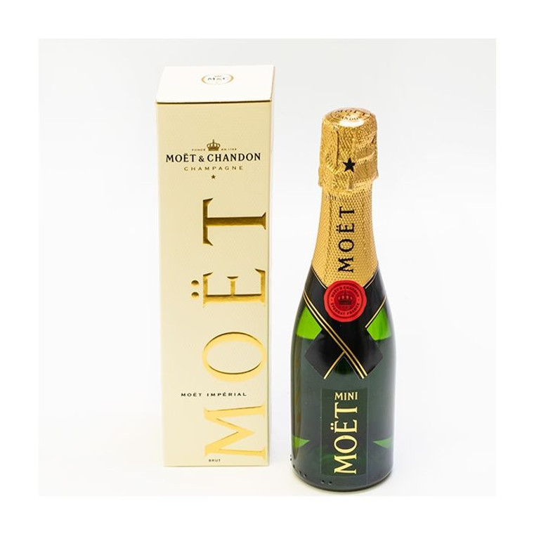 Mini Moet and Chandon Brut Imperial 200mL