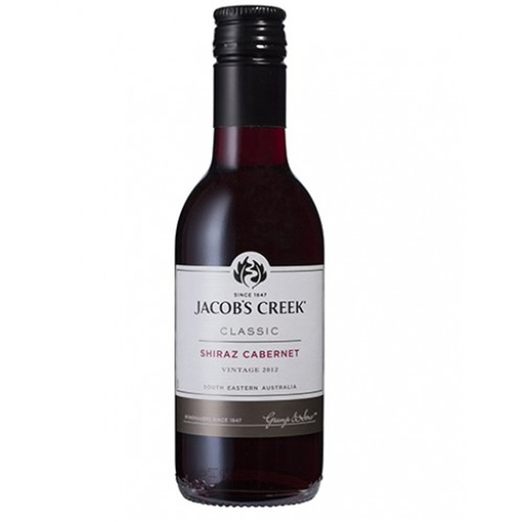 Mini Australian Red Wine 187mL