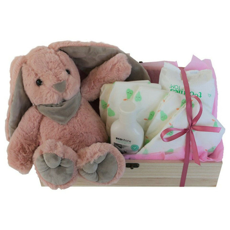Baby Bunny Pink