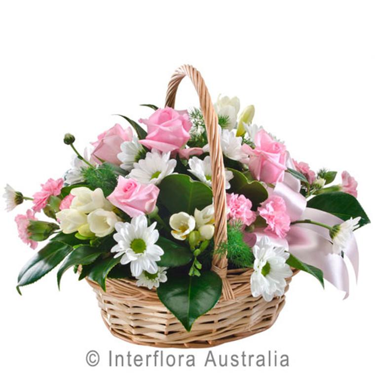 Petite Basket Botanique Florist Gold Coast