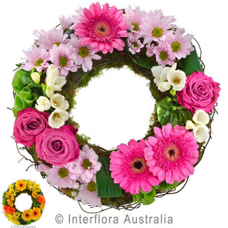 Funeral Flowers Gold Coast Australia wreaths