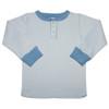 Origany:  Grey Dawn Crew Neck Shirt