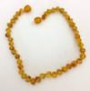 Healing Hazel:  100% Baltic Raw Amber, in Honey