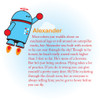 The story of Alexander the Robot