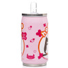 Cozy Can water bottle with sip spout open