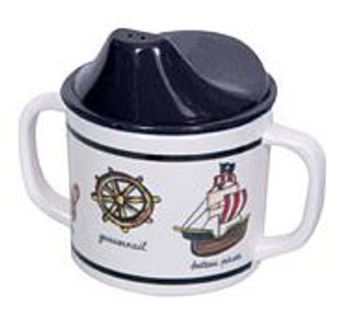 Baby Cie:  Pirate Sippy Cup