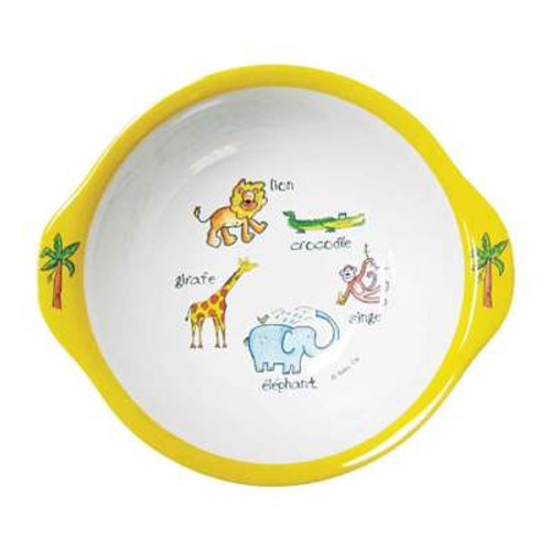 Baby Cie:  Jungle Animals Bowl