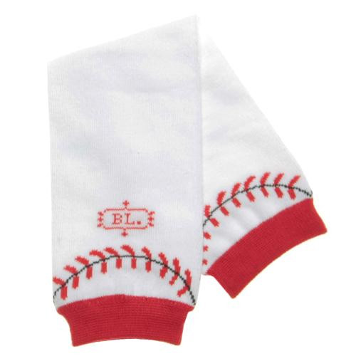 BabyLegs:  Home Run Leg Warmers