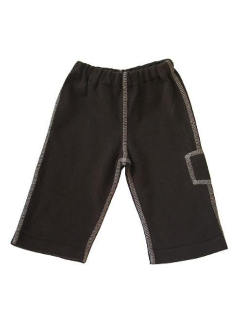 BlaBla: Chocolate Knit Pants