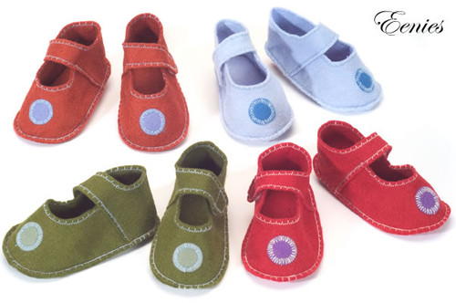 Little Deer Baby Booties - eenies