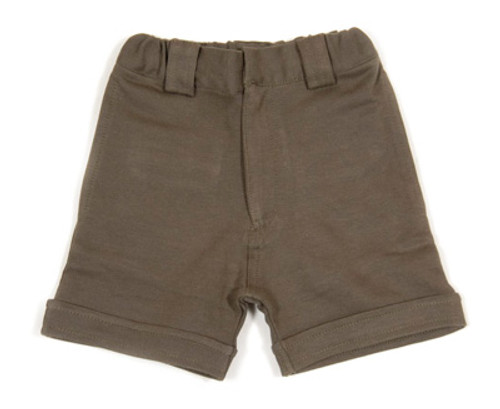 Kate Quinn Organics:  Pocket Shorts in Midnight