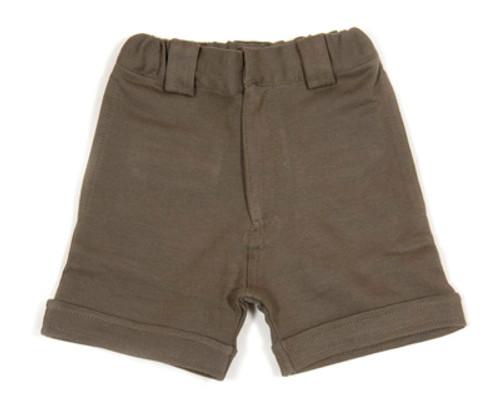 Kate Quinn Organics:  Pocket Shorts in Midnight