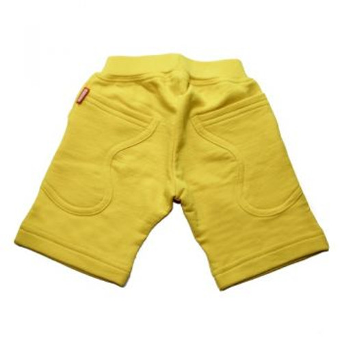 Scout:  Explorer Long Shorts in Sun, back
