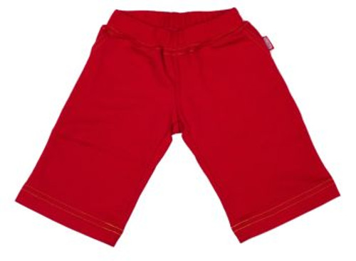 Fire Red Pants, Front