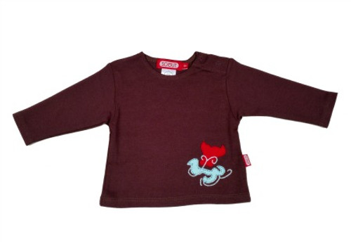 Scout: New Zealand Whale Tail LS Tee