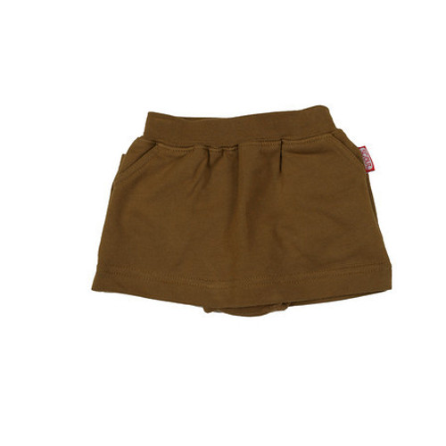 Scout:  Explorer Skort in Kelp Brown