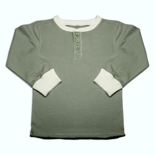 Origany:  Green Tea Crewneck Shirt