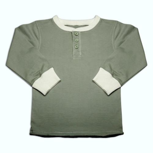 Origany:  Green Tea Crewneck Shirt