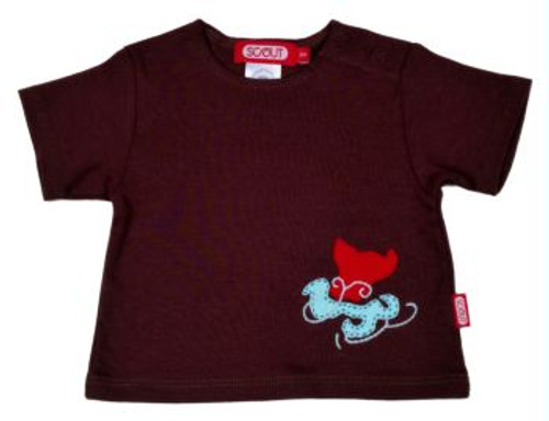 Scout: New Zealand Whale Tail SS Tee